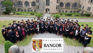 Bangor University Price-Davies Postgraduate Scholarship in UK