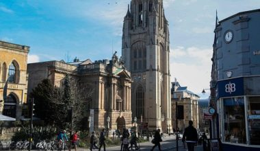 Bristol University Think Big Undergraduate Scholarships