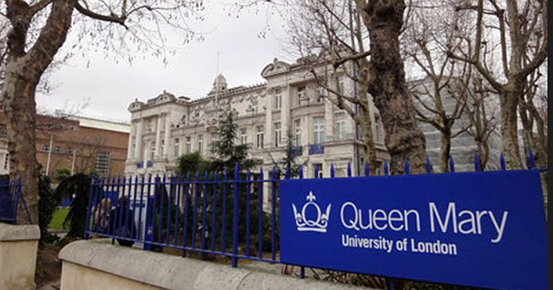 Children of Alumni Award at Quee Mary University of London