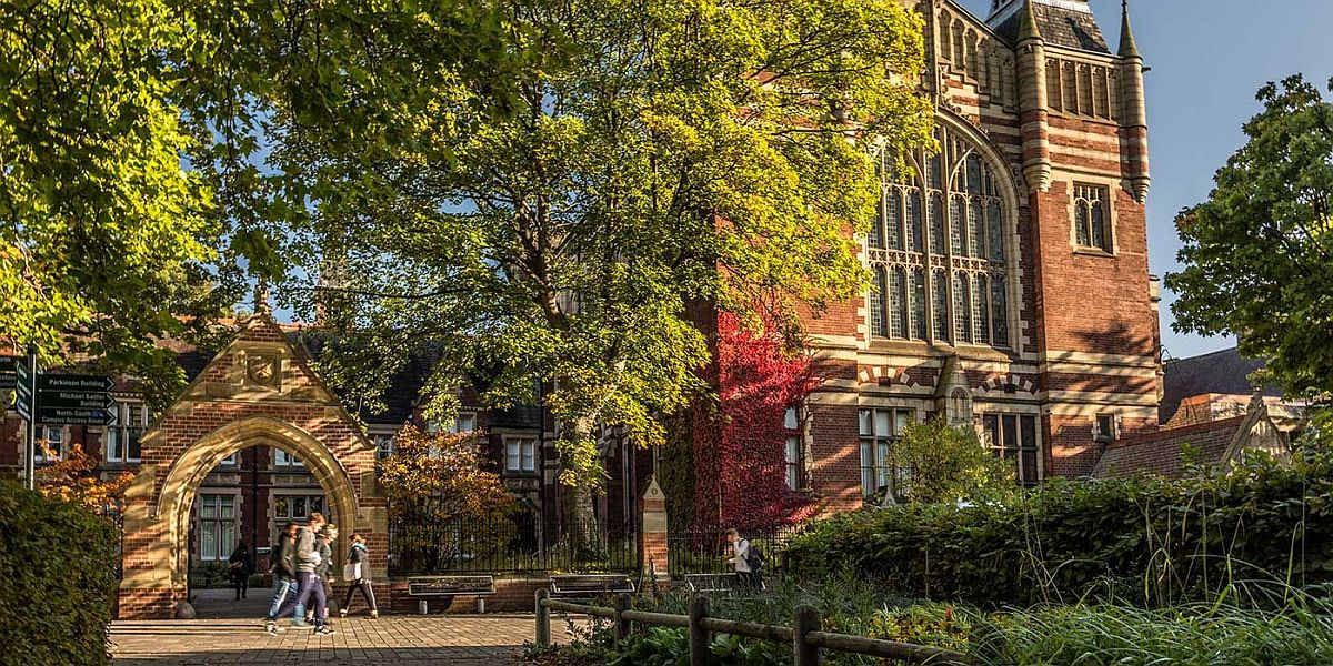 Dean's Excellence Scholarship at University of Leeds