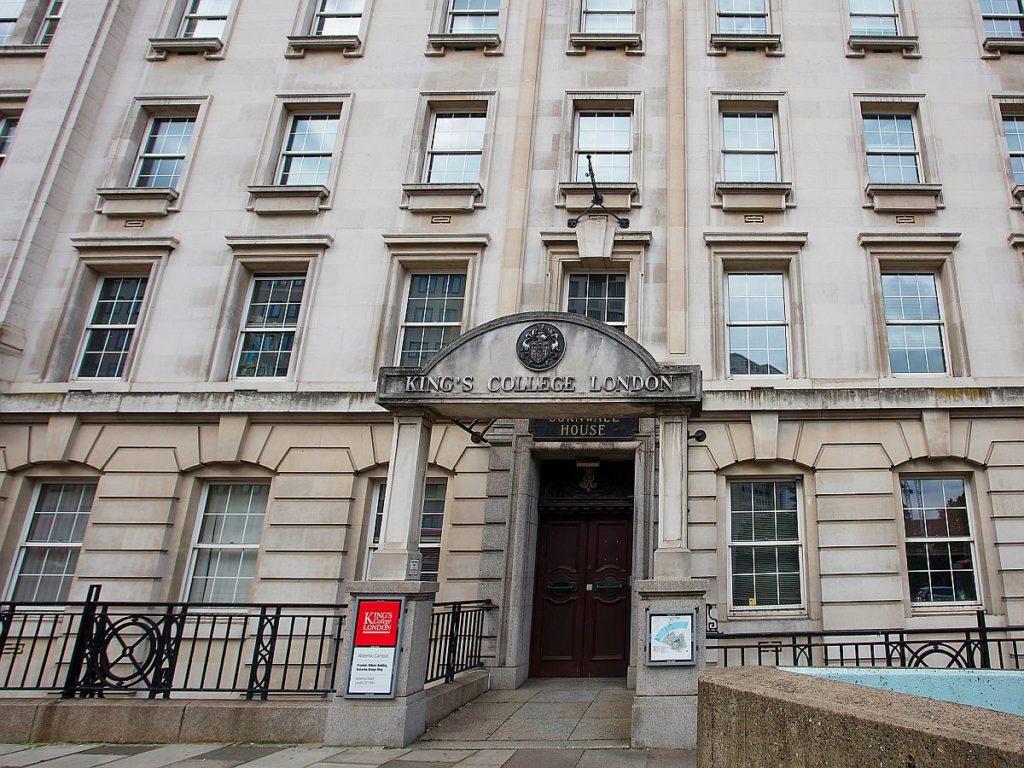 Dr Antony Kidman Scholarship in Health Psychology at King's College London