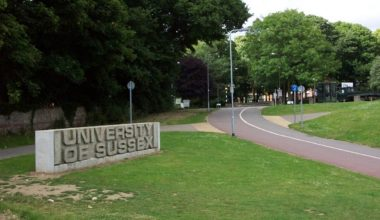 Fully Funded PhD Studentship at University of Sussex