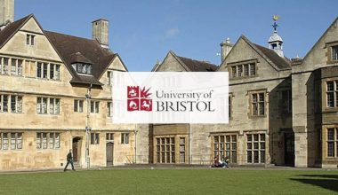Global Economics Undergraduate Scholarship at University of Bristol