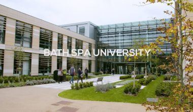 International Outstanding Scholarships at Bath Spa University