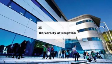 Forward Bound scholarships at University of Brighton in UK