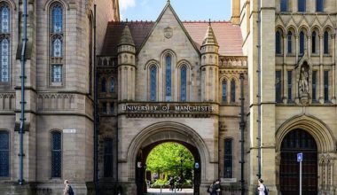 Manchester Law Scholars Award, 2019-20