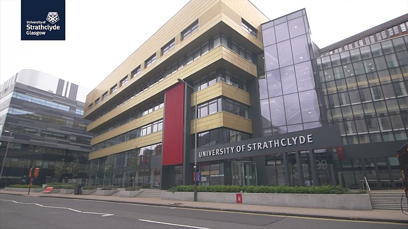 McNaughton Bursary at University of Strathclyde