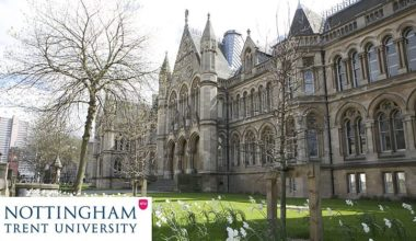 Nottingham Postgraduate or Undergraduate Scholarships