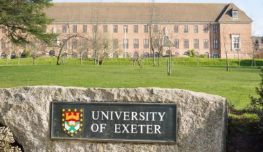PhD Studentship in Physics at University of Exeter