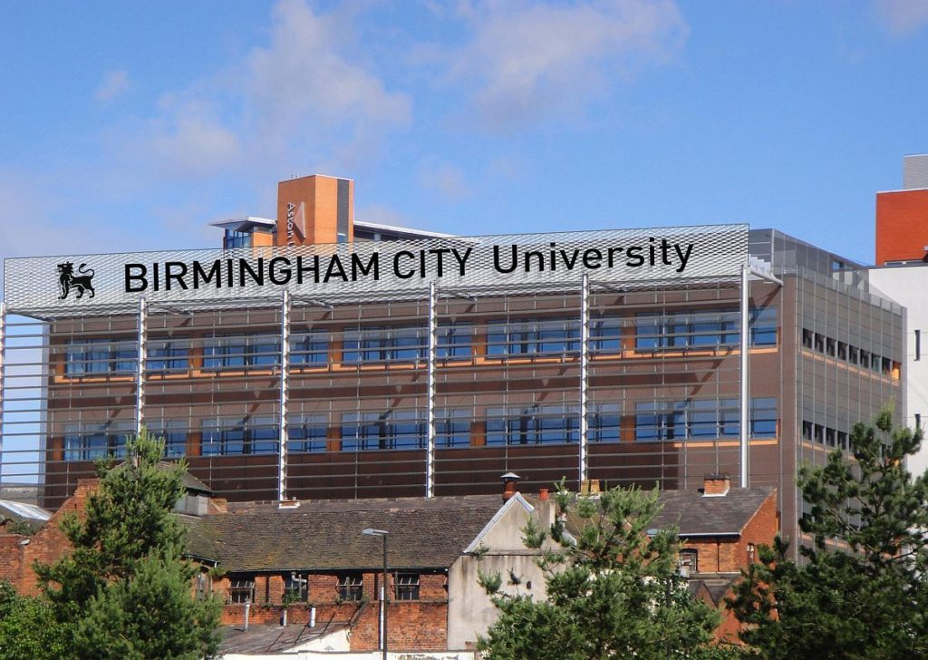 Postgraduate International Scholarships at Birmingham City University