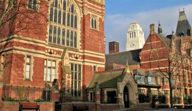 School of Law Liberty Scholarship in UK