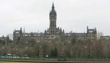 University of Glasgow Humanitarian Scholarships in UK