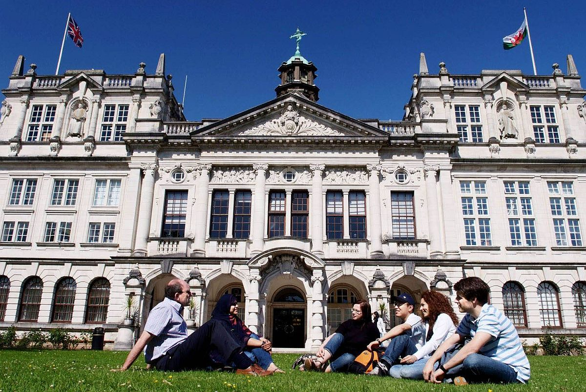 Vice-Chancellor's International Scholarship at Cardiff University in UK