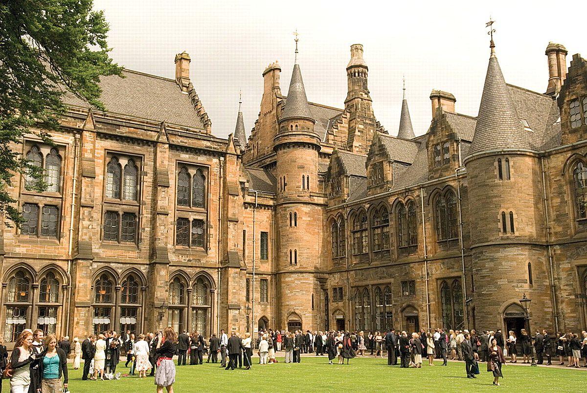 Wheatley Foundation Bursary at University of Glasgow