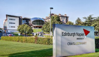Brazil Scholarship at Edinburgh Napier University