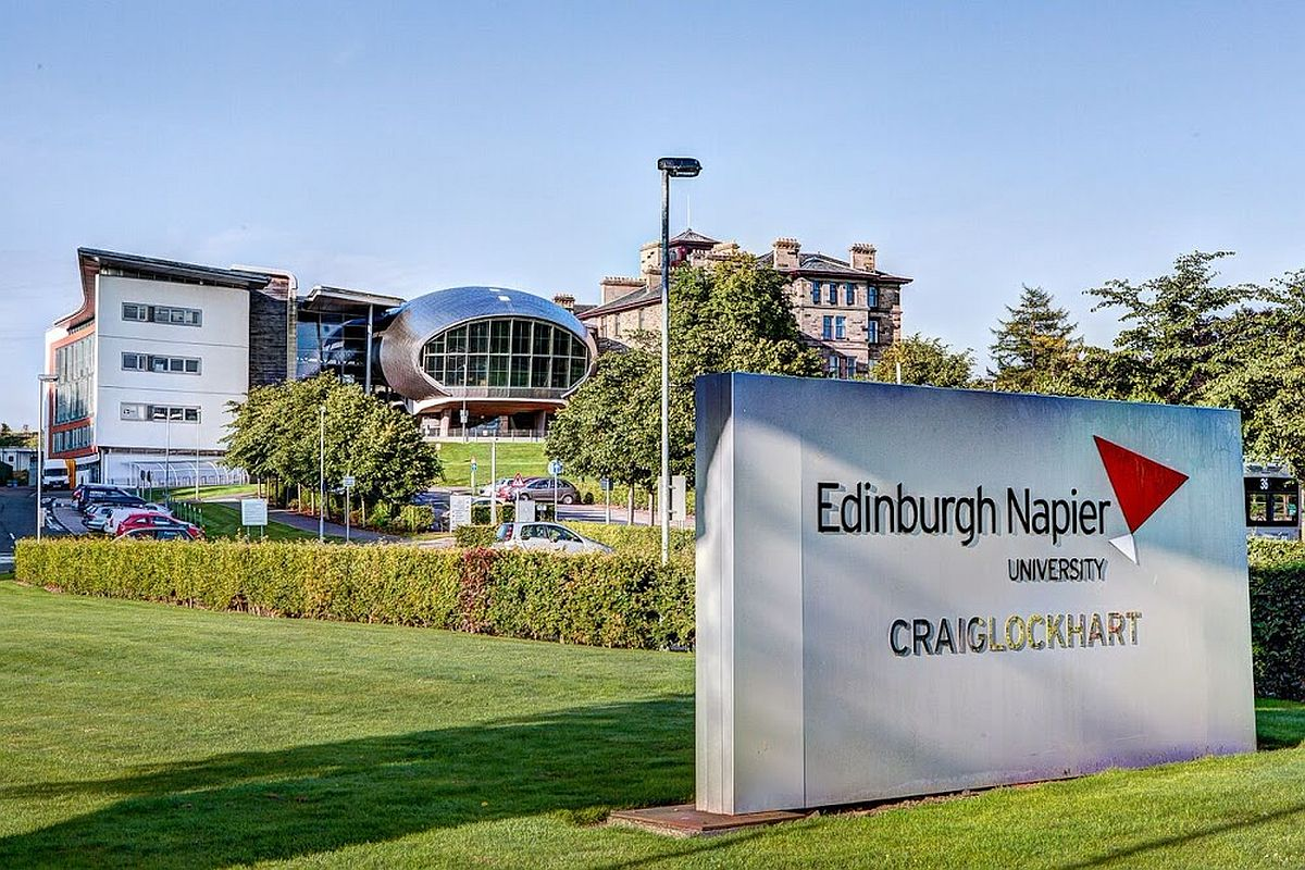 Brazil Scholarship at Edinburgh Napier University