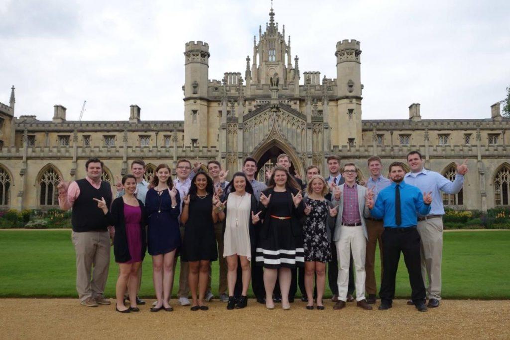 Cambridge University Scholarships in UK