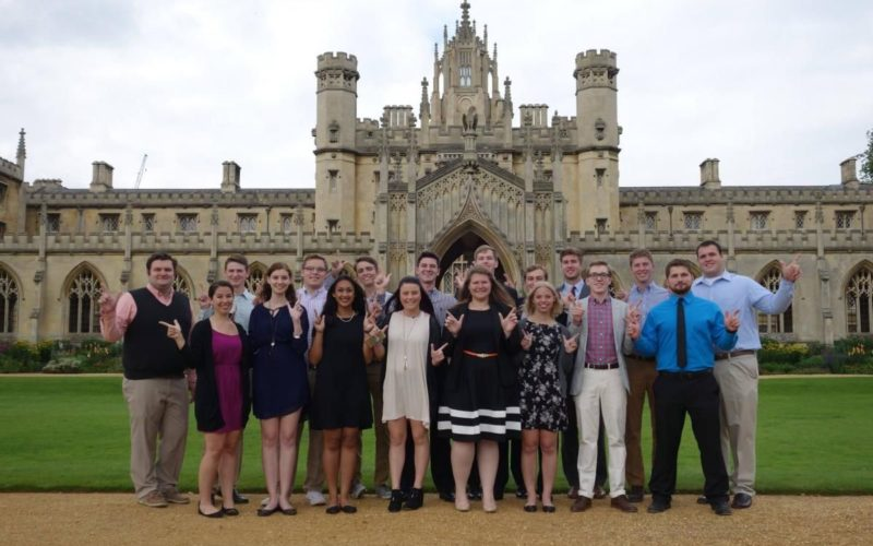 Cambridge University Scholarships in UK