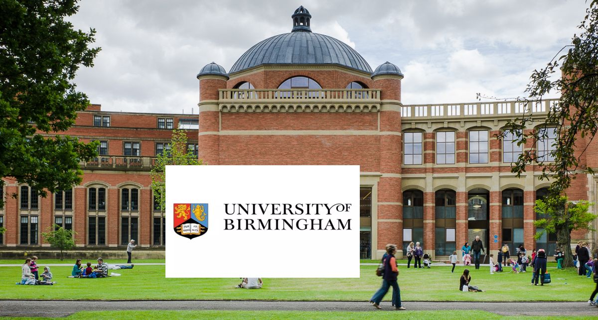 Fulbright University of Birmingham Award at University of Birmingham, UK