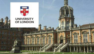 Guy S. Goodwin-Gill Scholarship at University of London, UK