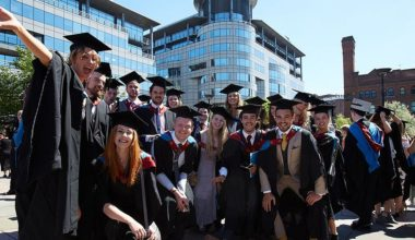 International Scholarships at Manchester Metropolitan University