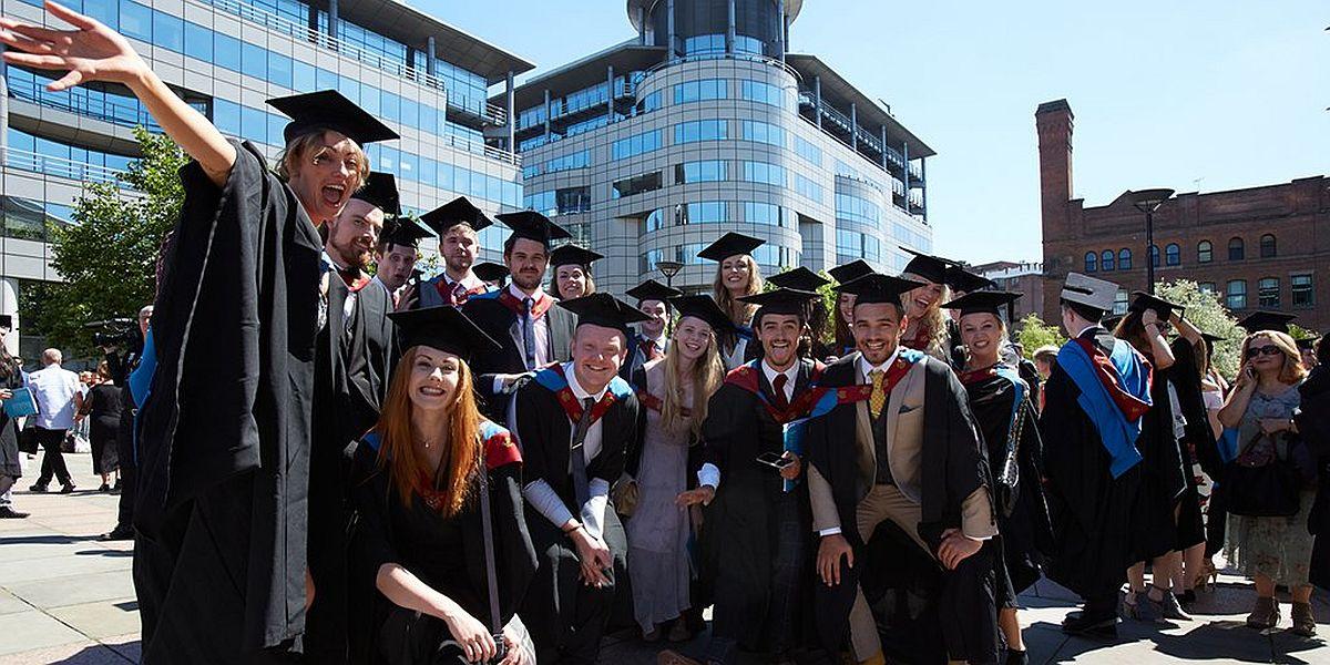 International Scholarships at Manchester Metropolitan University