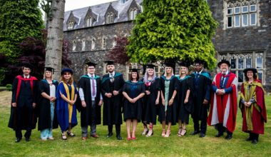 International Undergraduate Study Scholarship at University of Wales Trinity Saint David, UK