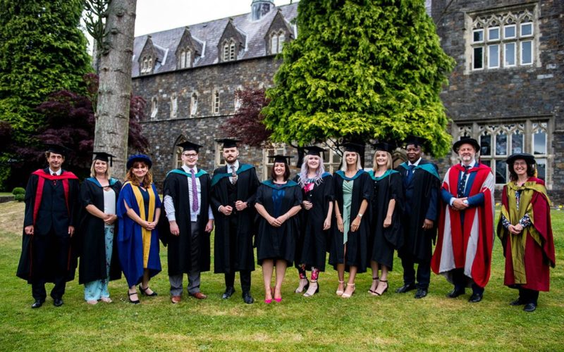 International Undergraduate Study Scholarship at University of Wales Trinity Saint David, UK
