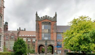 Newcastle University Mister Gees Foundation Scholarship in UK