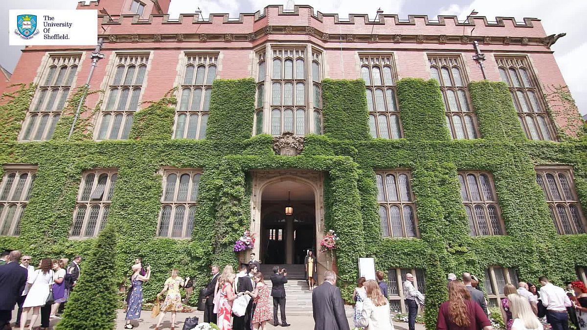 PhD Scholarship at University of Sheffield