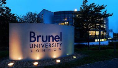 PhD studentship at Brunel University London, UK