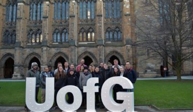 RUK Access Bursary at University of Glasgow, UK