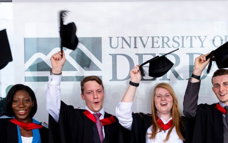 Sports Scholarship at University of Derby in UK