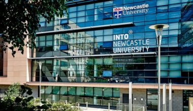 Sports Scholarships at Newcastle University, UK
