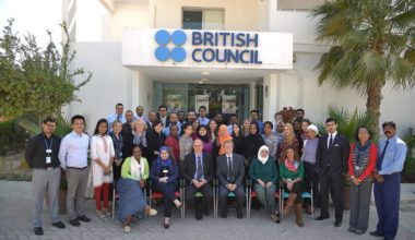 The British Council Bursary in Europe