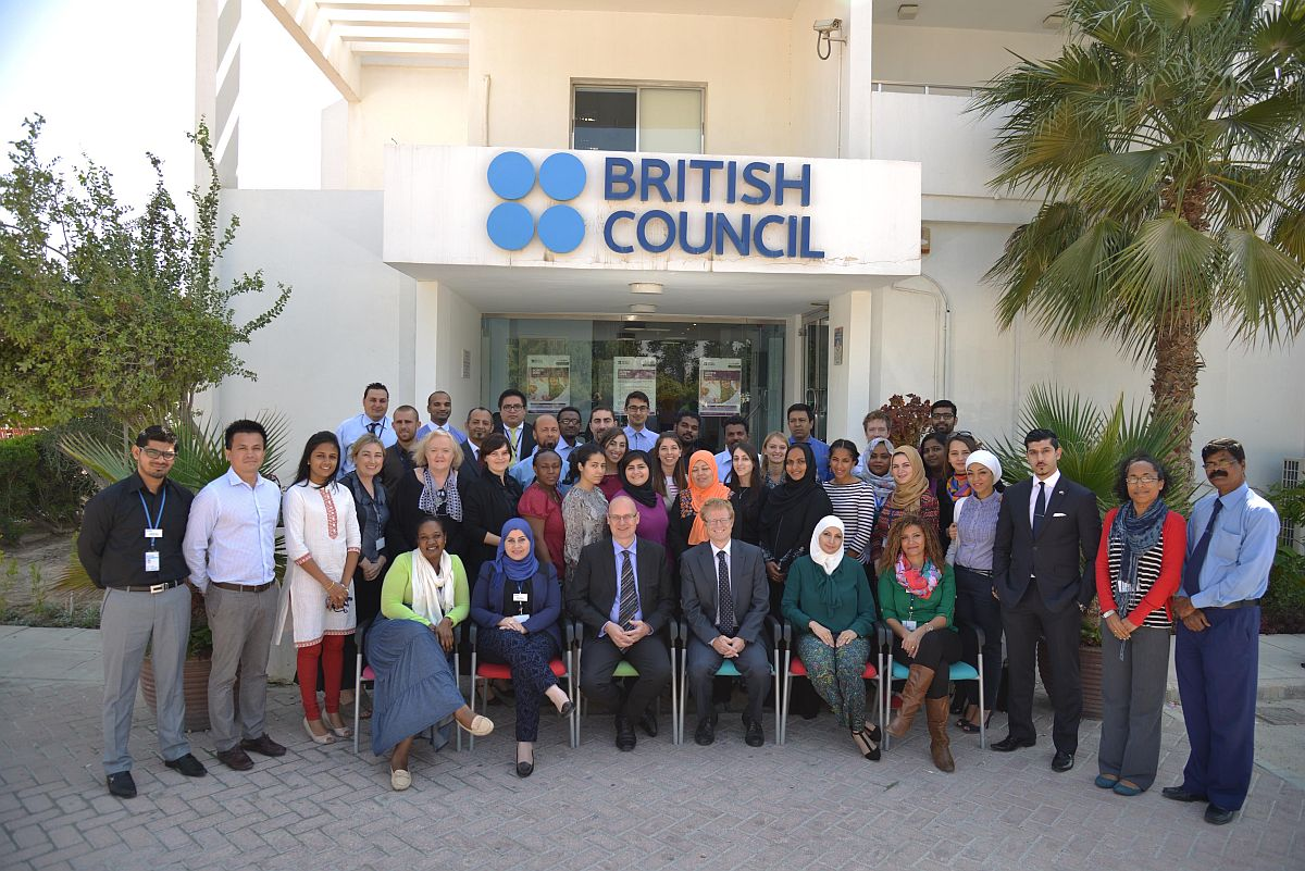 The British Council Bursary in Europe