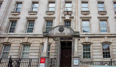 Tynybedw Law Bursary at King's College London