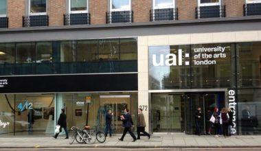 UAL Postgraduate Scholarships in UK