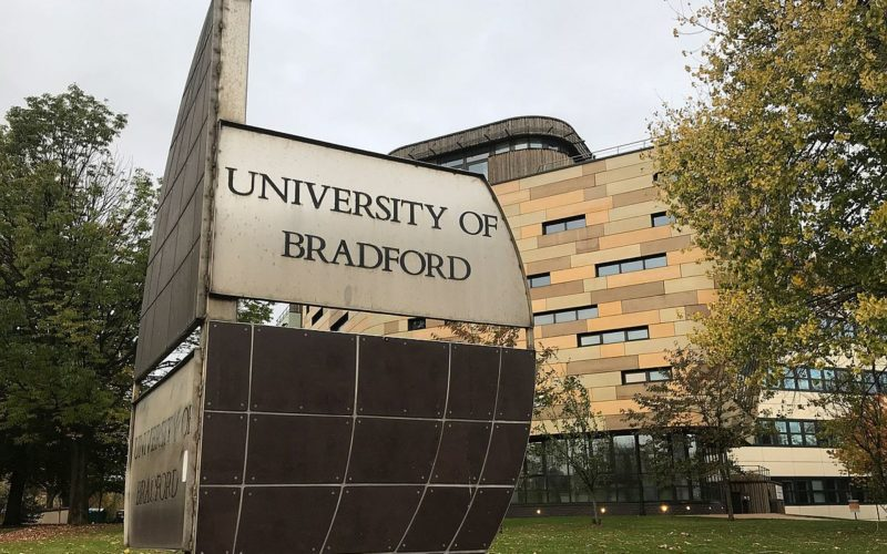 University of Bradford Sports Scholarship in the UK