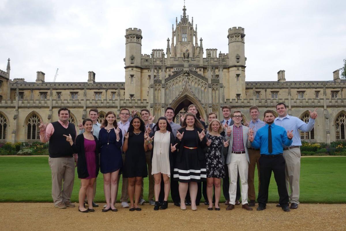 Vice-Chancellor's Awards & Cambridge International Scholarships at University of Cambridge