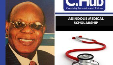 Akindolie Medical Scholarship