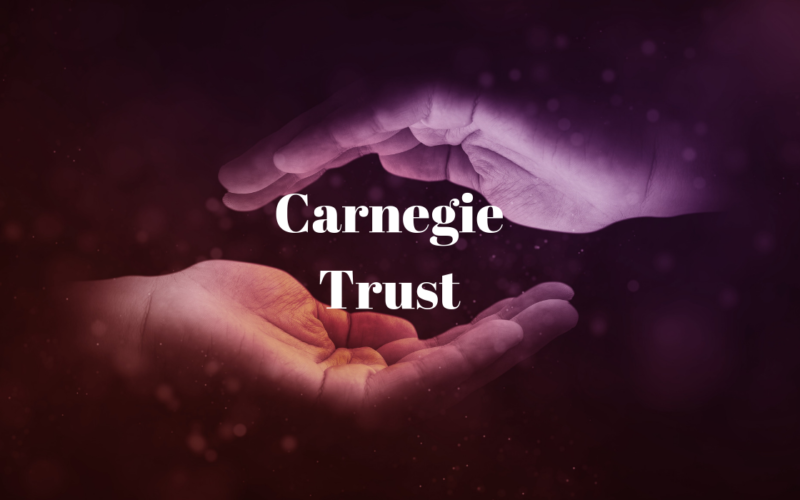 Carnegie Trust Undergraduate Scholarship in UK