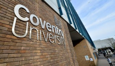 Country Award Tier 2 Scholarship at Coventry University