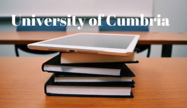 Cumbria Bursary at University of Cumbria, UK