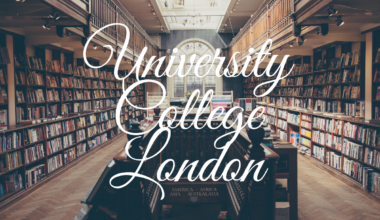 Duke-Elder Bursary at University College London, UK