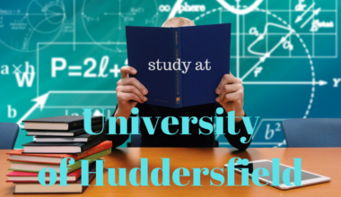 Early Payment Scholarship for International Students at University of Huddersfield, UK