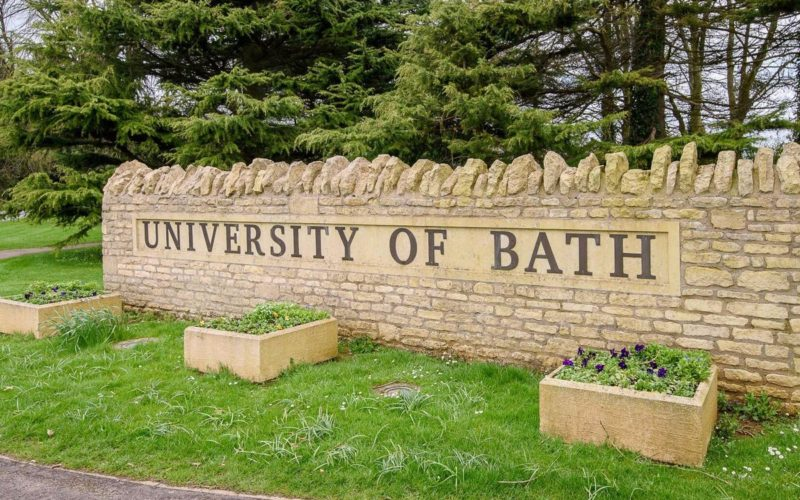 Gold Scholarship at University of Bath