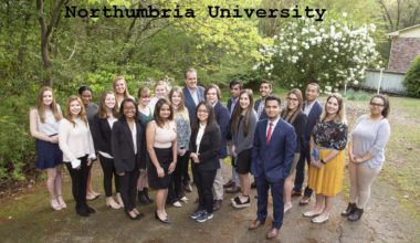Northumbria Undergraduate Global Scholarship