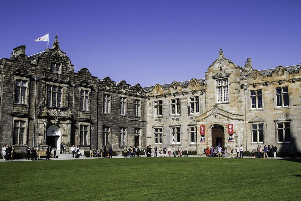 Part-time Study Scholarships at University of St Andrews