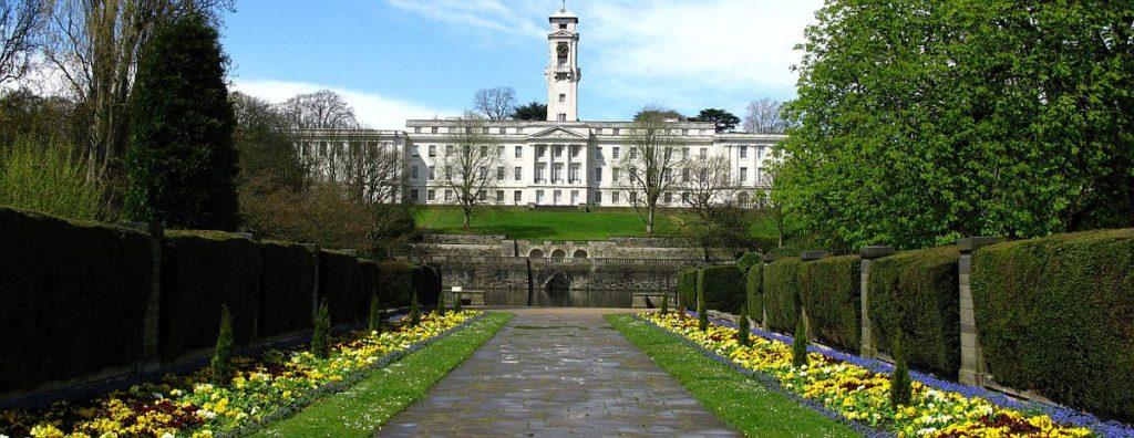 PhD Scholarship at University of Nottingham in UK